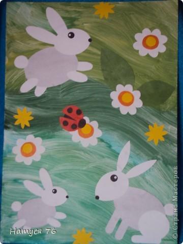 Кролики...или зайцы