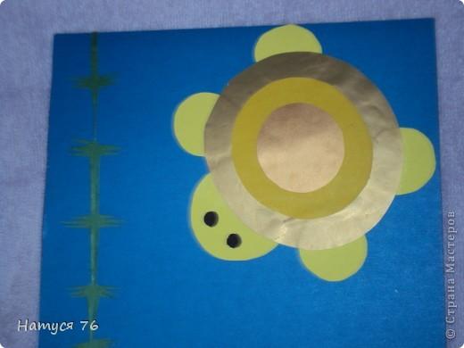 Это насекомые из кругов и овалов. Мы делали с детьми 5-6 лет фото 3