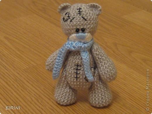 Игрушка Вязание крючком А вот
