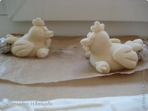 курочки с цыплятками. почти как у Светлячка http://stranamasterov.ru/node/180318 фото 3