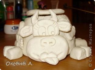 копилка корова фото 1