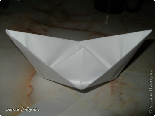 Пришлось вспоминать свое детство, когда пускали кораблики. фото 1