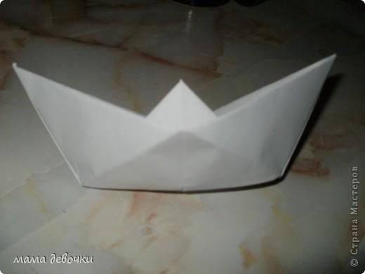 Пришлось вспоминать свое детство, когда пускали кораблики. фото 2