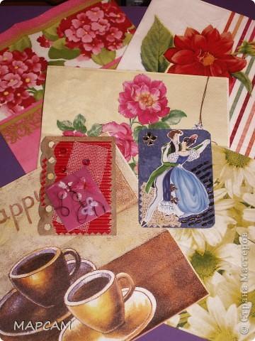 УРААААААА!!! Я сегодня получила подарочки от девочек  АленаАлександровна, Lea_pro, Marischulya.  Ой, забыла поздороваться -здравствуйте, все кто заглянул ко мне!!! Итак, у меня сегодня большой праздник. Это АТСки от Lea_pro! Леночка, спасибо большое!!! фото 4