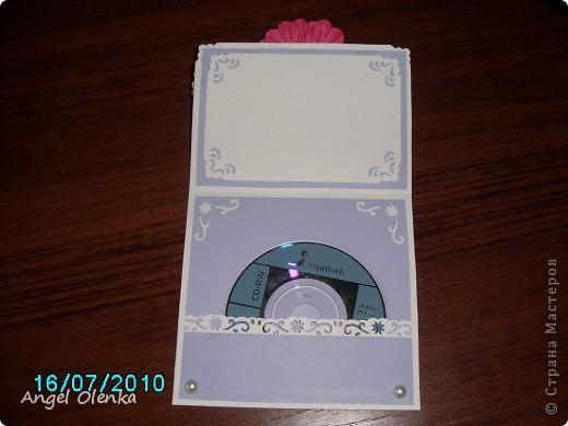 Мой первый опыт создания конвертика для мини-диска. фото 2