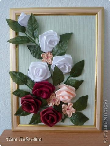 Розы коллеге фото 1