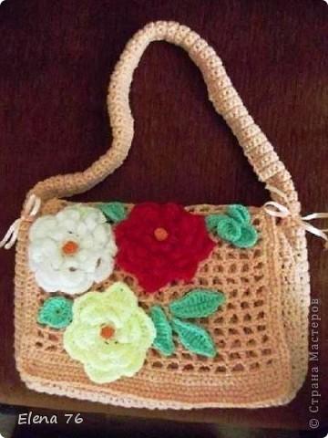 яркая сумка на лето фото 1
