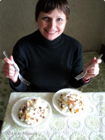 После рагу http://stranamasterov.ru/node/178240 у нас остался вареный рис. И так как мы его с Мишей не очень любим - начали думать-гадать как бы его использовать поинтересней. И вот что надумали теперь предлагаем попробовать вам! фото 11