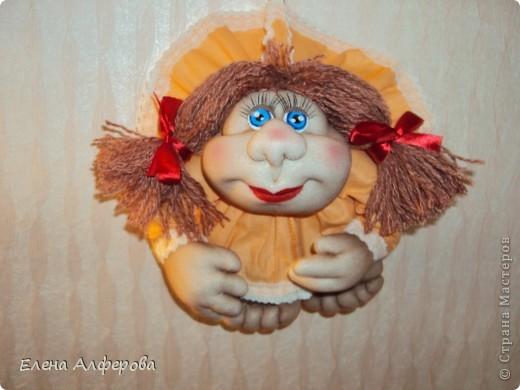 Очередные куклы на удачу!!! фото 4