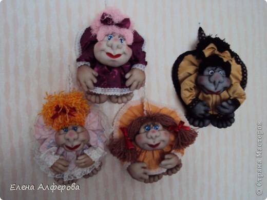 Очередные куклы на удачу!!! фото 1