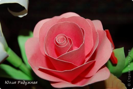 Ваза с цветочками фото 4
