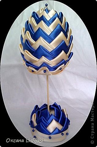 Воодушевленная работой Юлии Владимировны http://stranamasterov.ru/node/165929?c=favorite_1419 решила сделать пасхальное яичко, но процесс так затянул! Остановиться не смогла. Вот что получилось. фото 4