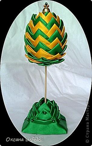 Воодушевленная работой Юлии Владимировны http://stranamasterov.ru/node/165929?c=favorite_1419 решила сделать пасхальное яичко, но процесс так затянул! Остановиться не смогла. Вот что получилось. фото 5