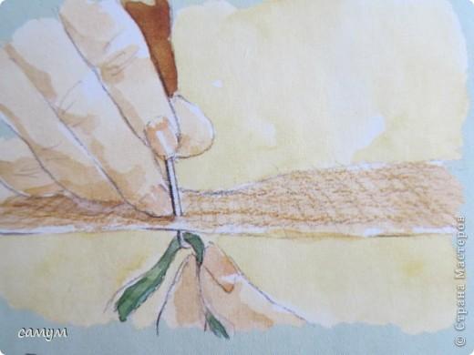 связанные крючком, протягиванием петель из лоскутных полосок через ткань( лучше мешковину) фото 3
