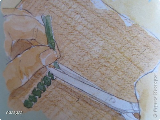 связанные крючком, протягиванием петель из лоскутных полосок через ткань( лучше мешковину) фото 6