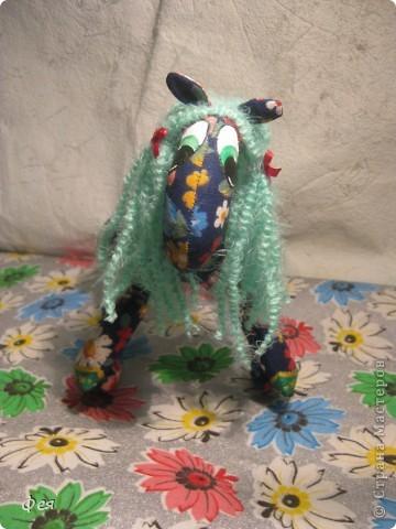 Прискакала новая лошадка:) Захотелось назвать - Ромашка:)))) фото 2