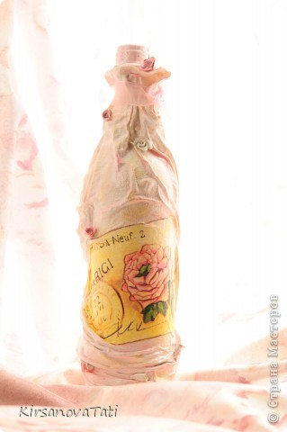 Бутылка в подарок фото 1