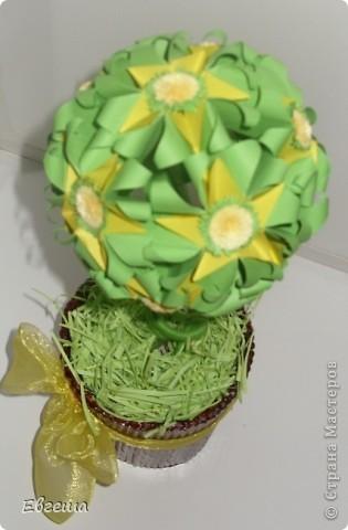 Крона - кусудама Sweet Spring фото 5