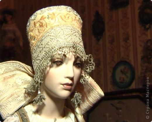 Кэрол - кукла из коллекции Knightbridge (Англия - Ирландия), высота 51 см фото 2