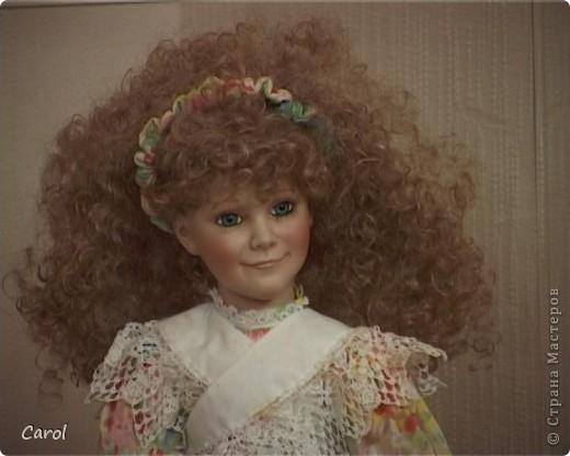 Кэрол - кукла из коллекции Knightbridge (Англия - Ирландия), высота 51 см фото 3