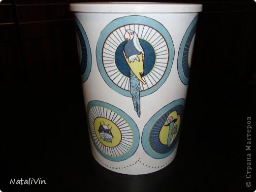 Был стаканчик.... стала вазочка для маленького букетика))) фото 2