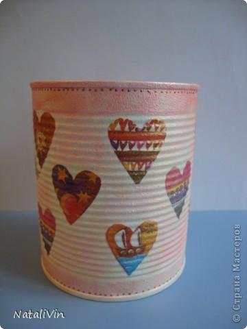 Был стаканчик.... стала вазочка для маленького букетика))) фото 4