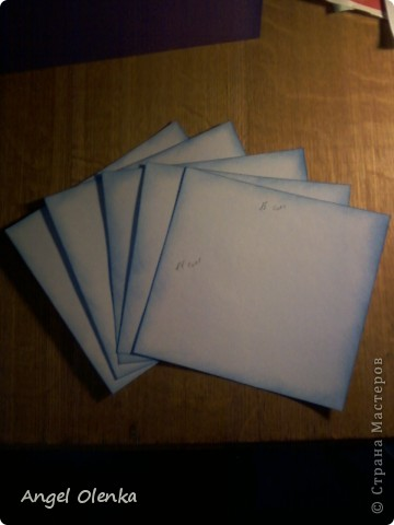 Сегодня я покажу вам как делала каскадный блок в альбом для Солнышка. фото 2
