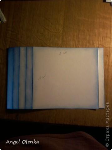 Сегодня я покажу вам как делала каскадный блок в альбом для Солнышка. фото 4
