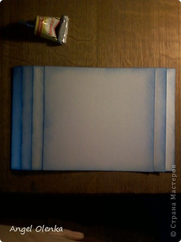 Сегодня я покажу вам как делала каскадный блок в альбом для Солнышка. фото 5