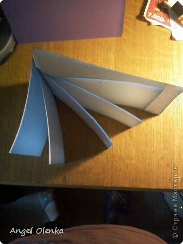 Сегодня я покажу вам как делала каскадный блок в альбом для Солнышка. фото 6
