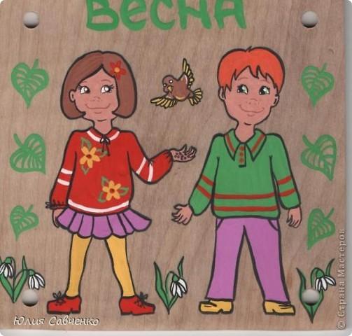 """Доброго дня всем кто заглянул!Вот такой стенд """"Природа """"мы сделали в наш любимый детский сад!Нам очень повезло с садиком (а ему с нами)!Стенд 90 * 60 Фанера,краски гуашь,всё покрыто лаком для дерева. фото 5"""
