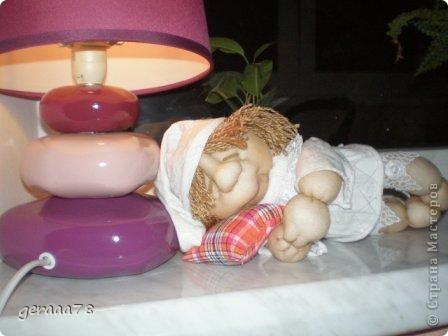 Мой сплюшечка для сынишки фото 2