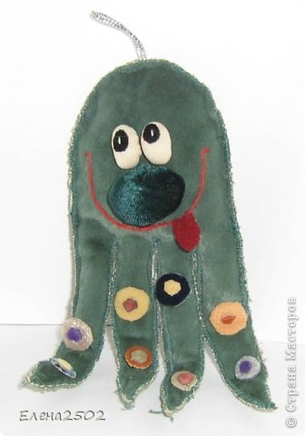 Игрушка Шитьё Мягкая игрушка фото 13