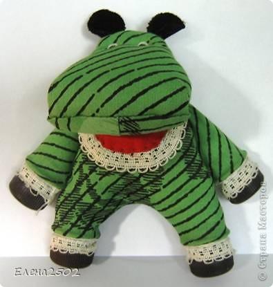 Игрушка Шитьё Мягкая игрушка фото 3