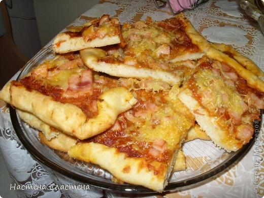 обалденная основа для пиццы