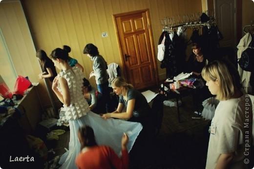 Платья делались за 6 дней...Ох уж и намучились мы)))Зато результат, по моему, того стоит) фото 11