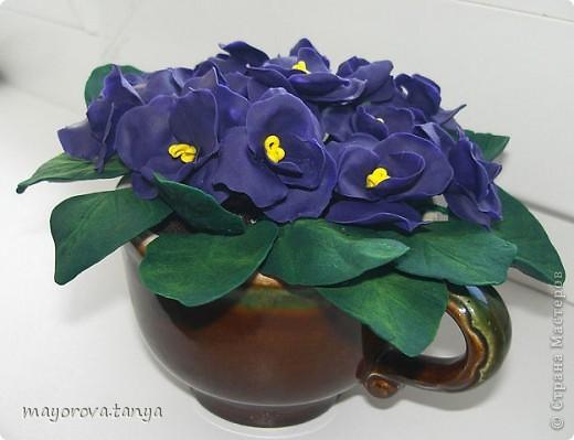 Вот такие непонятные цветы у меня получились.... Задумывались как примула, но что вышло, то вышло)))) Выкинуть вроде жалко... фото 9