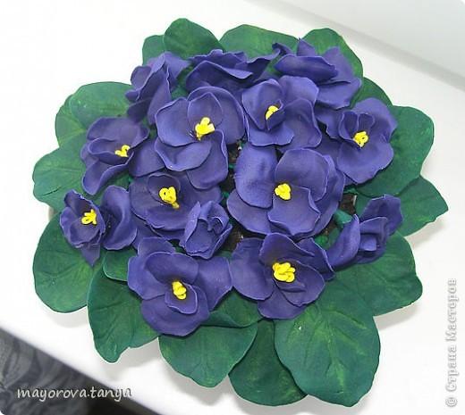 Вот такие непонятные цветы у меня получились.... Задумывались как примула, но что вышло, то вышло)))) Выкинуть вроде жалко... фото 10