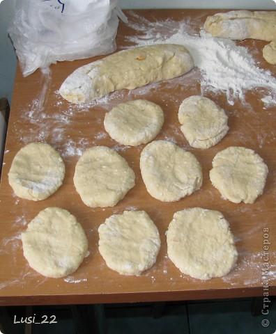 Творожное печенье -Лапки-растопырки. МК фото 4