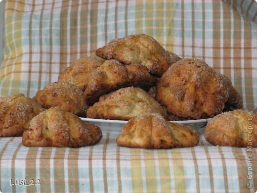 Творожное печенье -Лапки-растопырки. МК фото 11