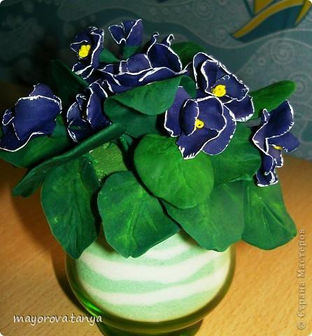 Вот такие непонятные цветы у меня получились.... Задумывались как примула, но что вышло, то вышло)))) Выкинуть вроде жалко... фото 6