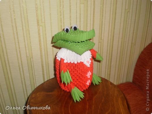 Забавный Крокодил Гена фото 2