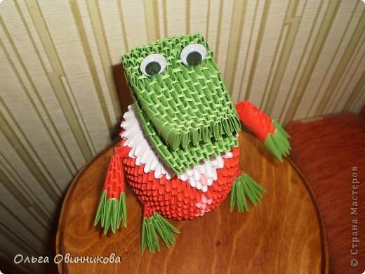 Забавный Крокодил Гена фото 3