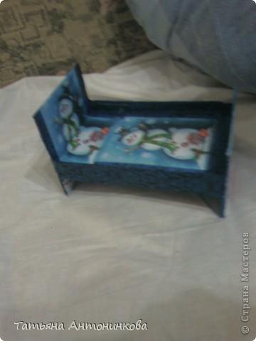 кроватка для куклы фото 2
