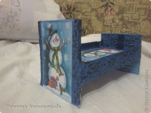 кроватка для куклы фото 4