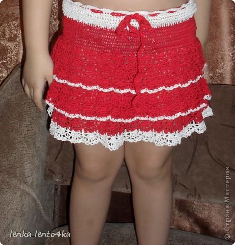Топ,бывшая юбка фото 2