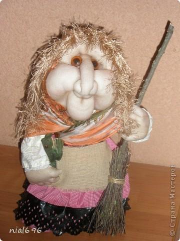 И снова Бабка-ёжка фото 3