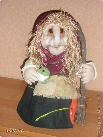 И снова Бабка-ёжка фото 1