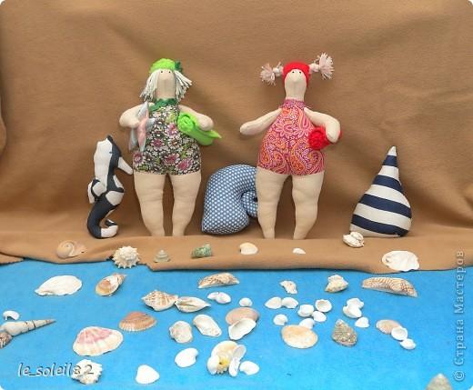 Сшила двух Тильд толстушек. фото 1