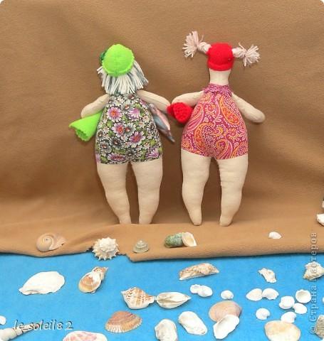 Сшила двух Тильд толстушек. фото 2